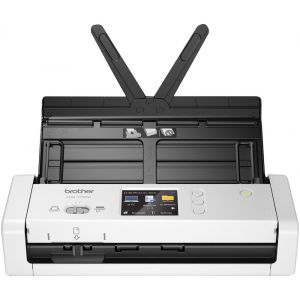 Brother ADS-1700W Compact High-Speed 2-Sided Desktop Document Scanner