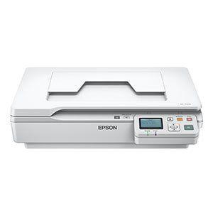 Epson WorkForce DS-5500N Network A4 Flatbed Scanner