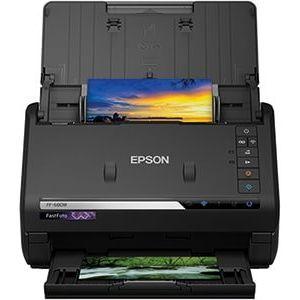 Epson FastFoto FF-680W Photo Wireless Auto Feed Scanner