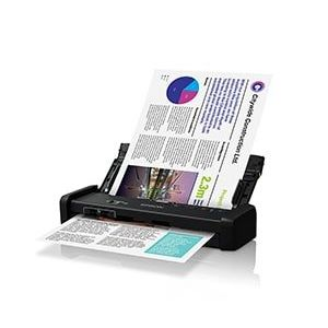 Epson WorkForce DS-310 A4 Mobile Document Scanner