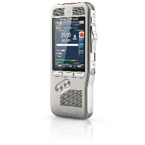 Philips DPM8100 Pocket Memo Digital Dictation Recorder